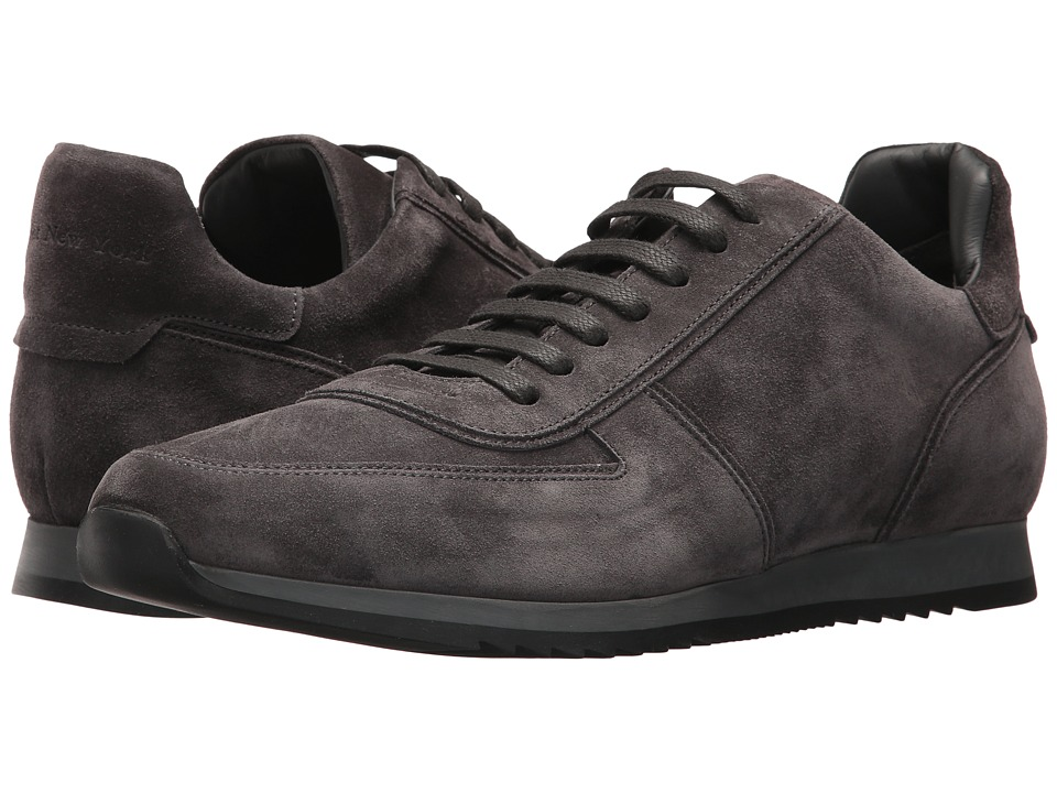 To Boot New York Hatton (Grey Suede Softy) Men