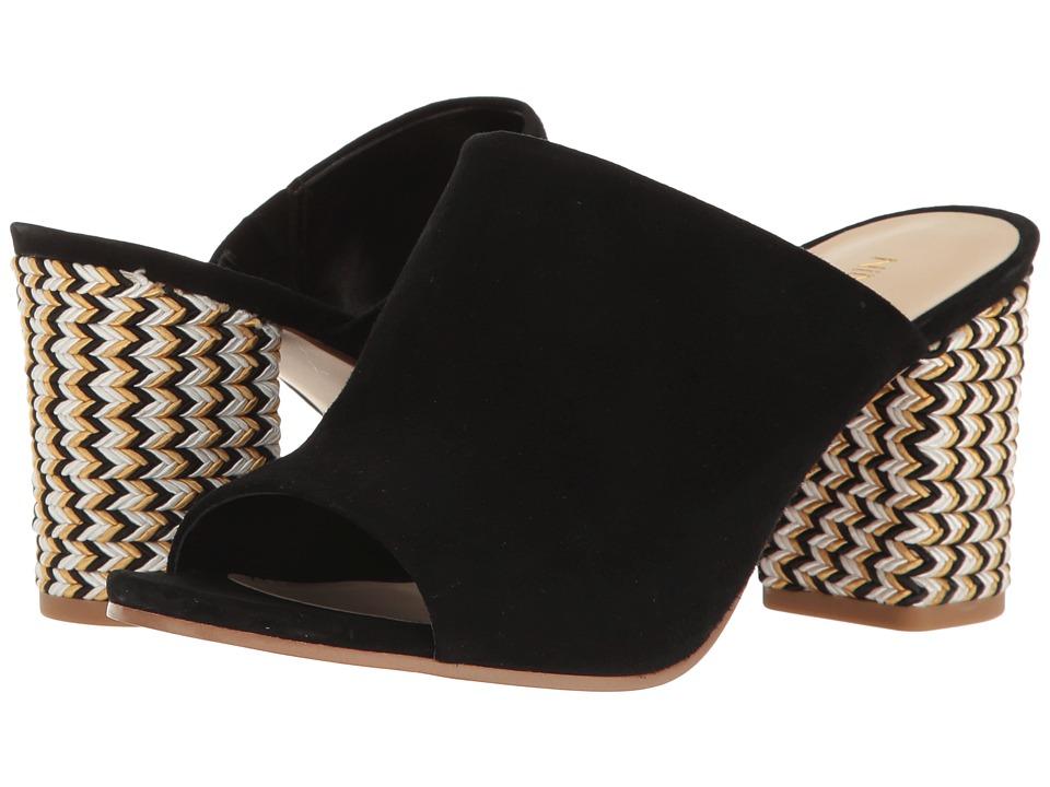 Nine West - Geld (Black Suede) Womens Shoes
