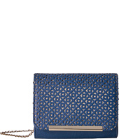 Jessica McClintock - Katie Perforated Shoulder Bag
