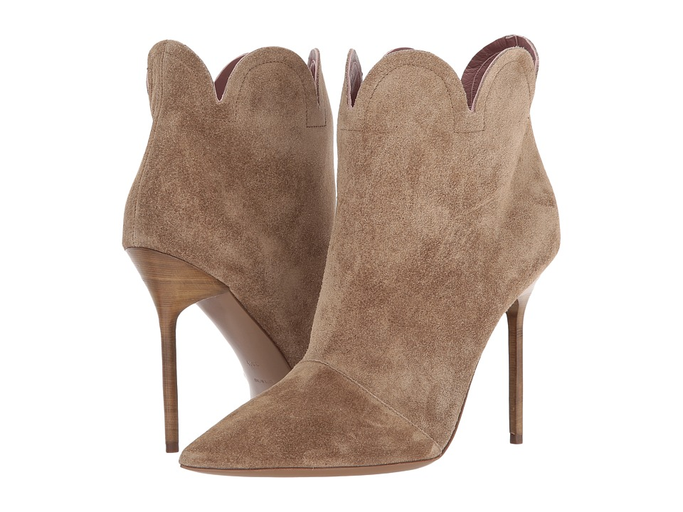 Burberry Samantha (Tan) High Heels
