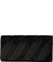 Jessica McClintock - Chloe Pleated Lurex Clutch