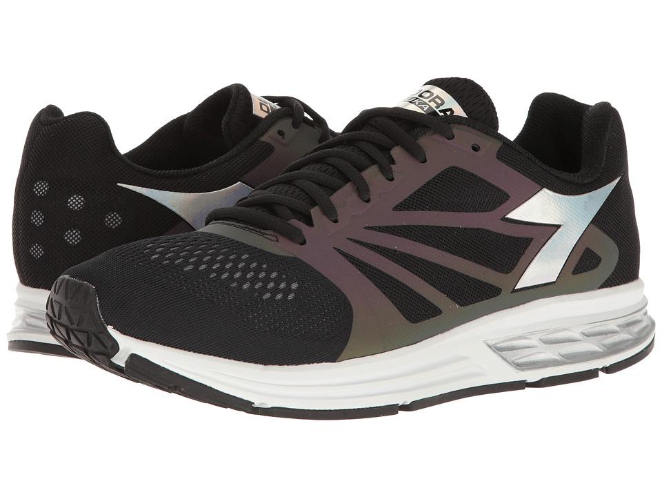 Diadora - Kuruka Hip (Black/Black) Athletic Shoes