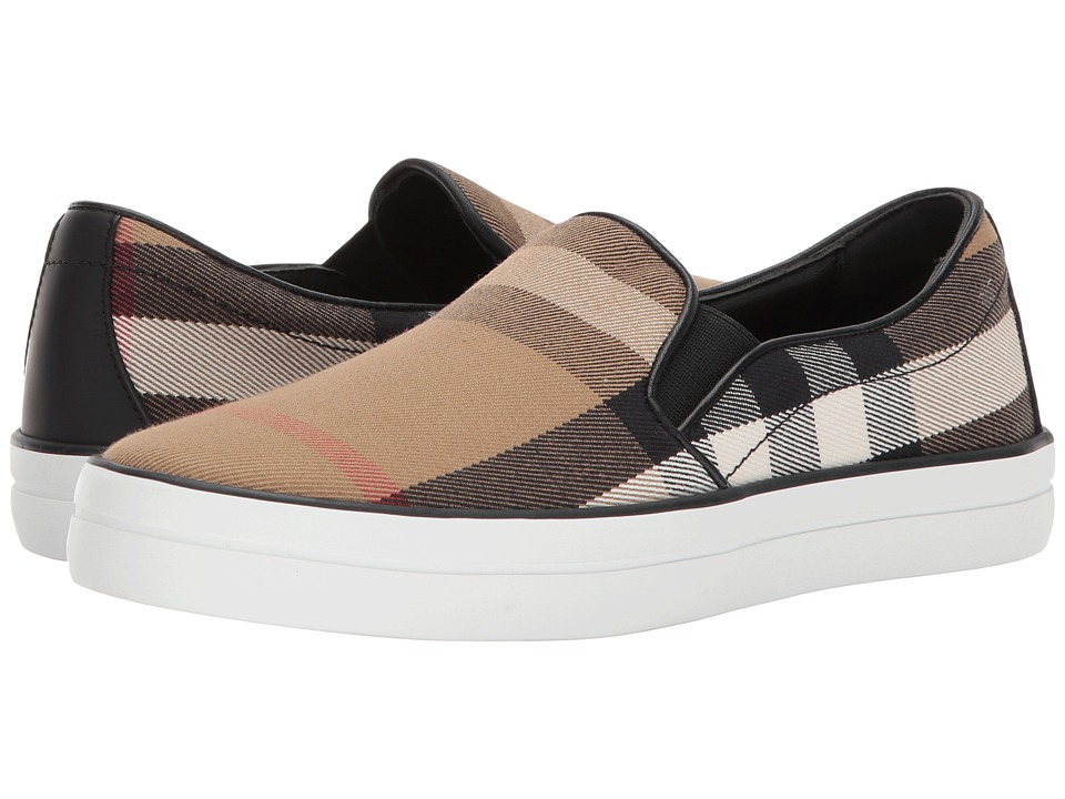 Burberry - Gauden (House Check) Womens Slip on  Shoes