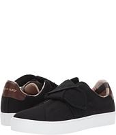 Burberry - Trench Knot Cotton Gabardine Trainers