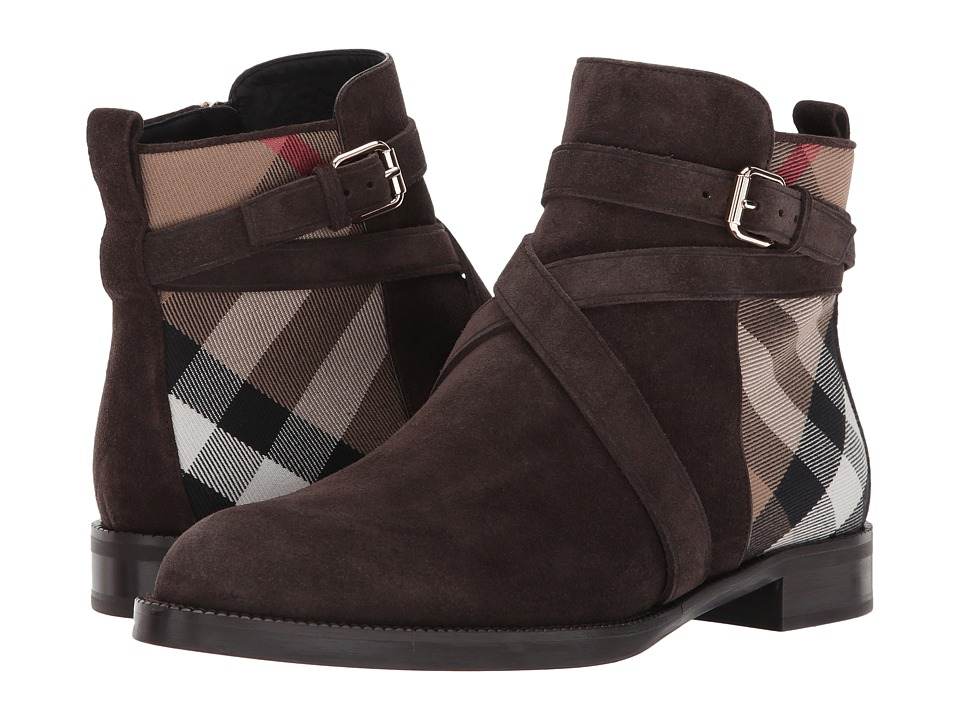 Burberry Vaughan (Chocolate) Women