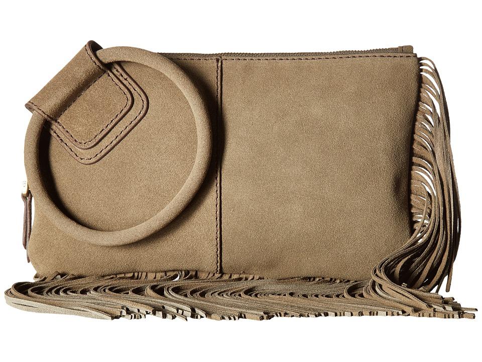 Hobo Sable (Sage) Clutch Handbags