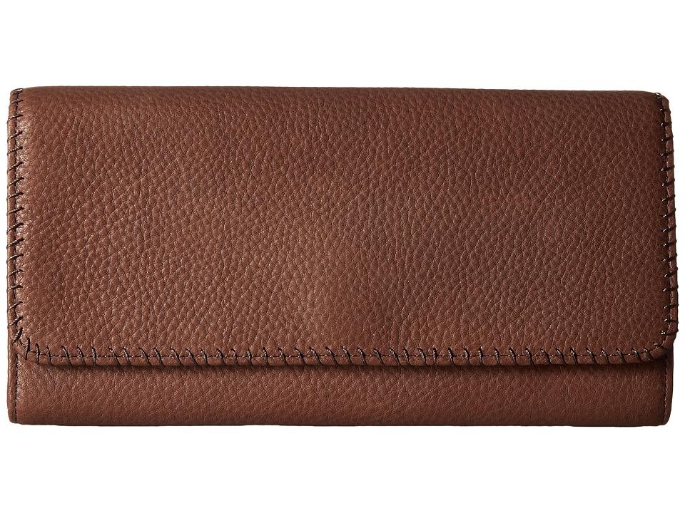Hobo Era (Walnut) Clutch Handbags
