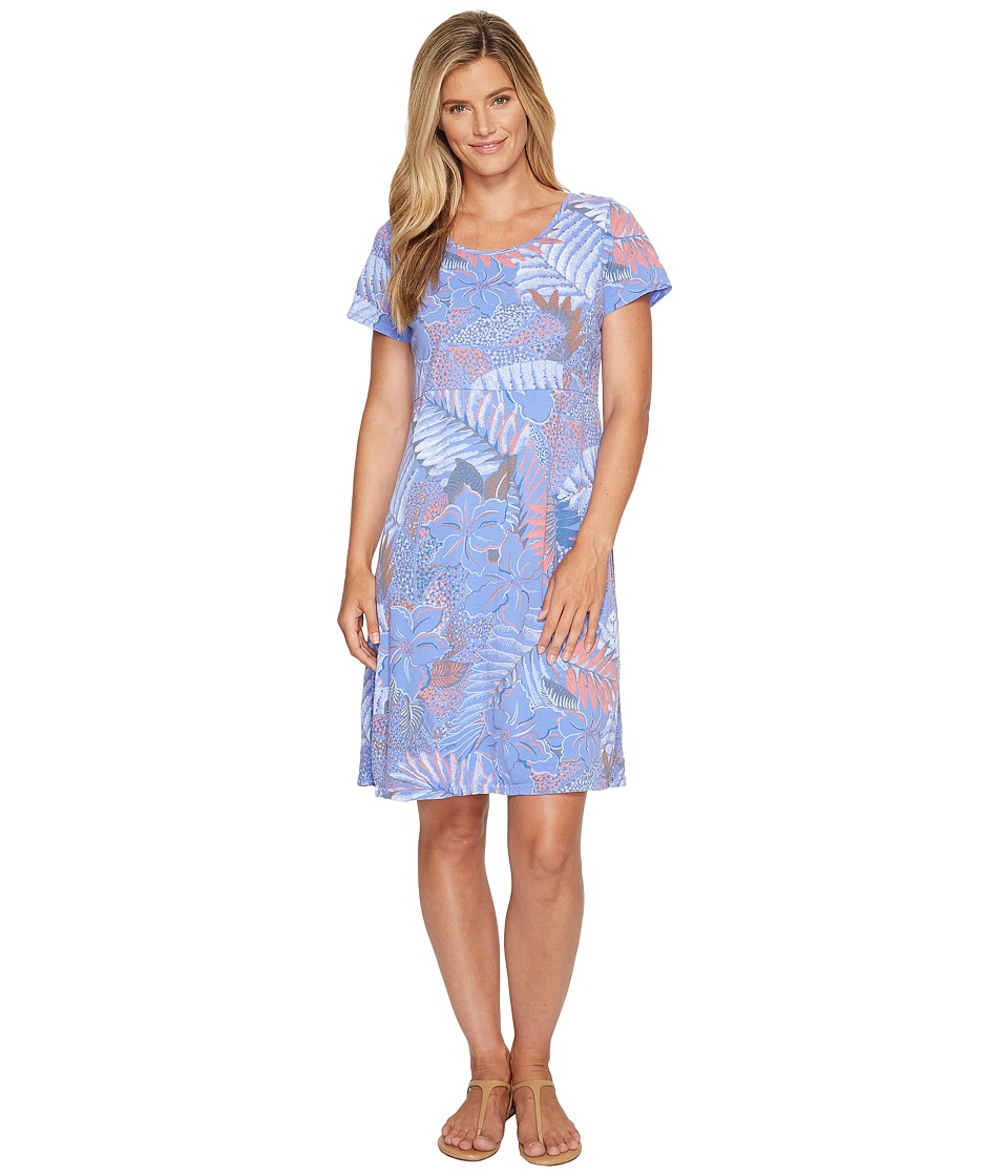 Fresh Produce Colored Pencils Sadie Dress (Periwinkle) Women