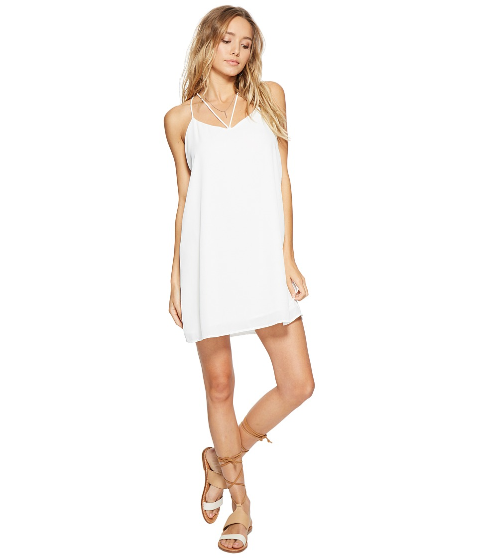 Lucy Love Ask Me Out Dress (White) Women