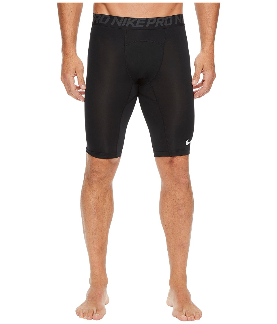 Nike Pro 9 Training Short (Black/Anthracite/White) Men