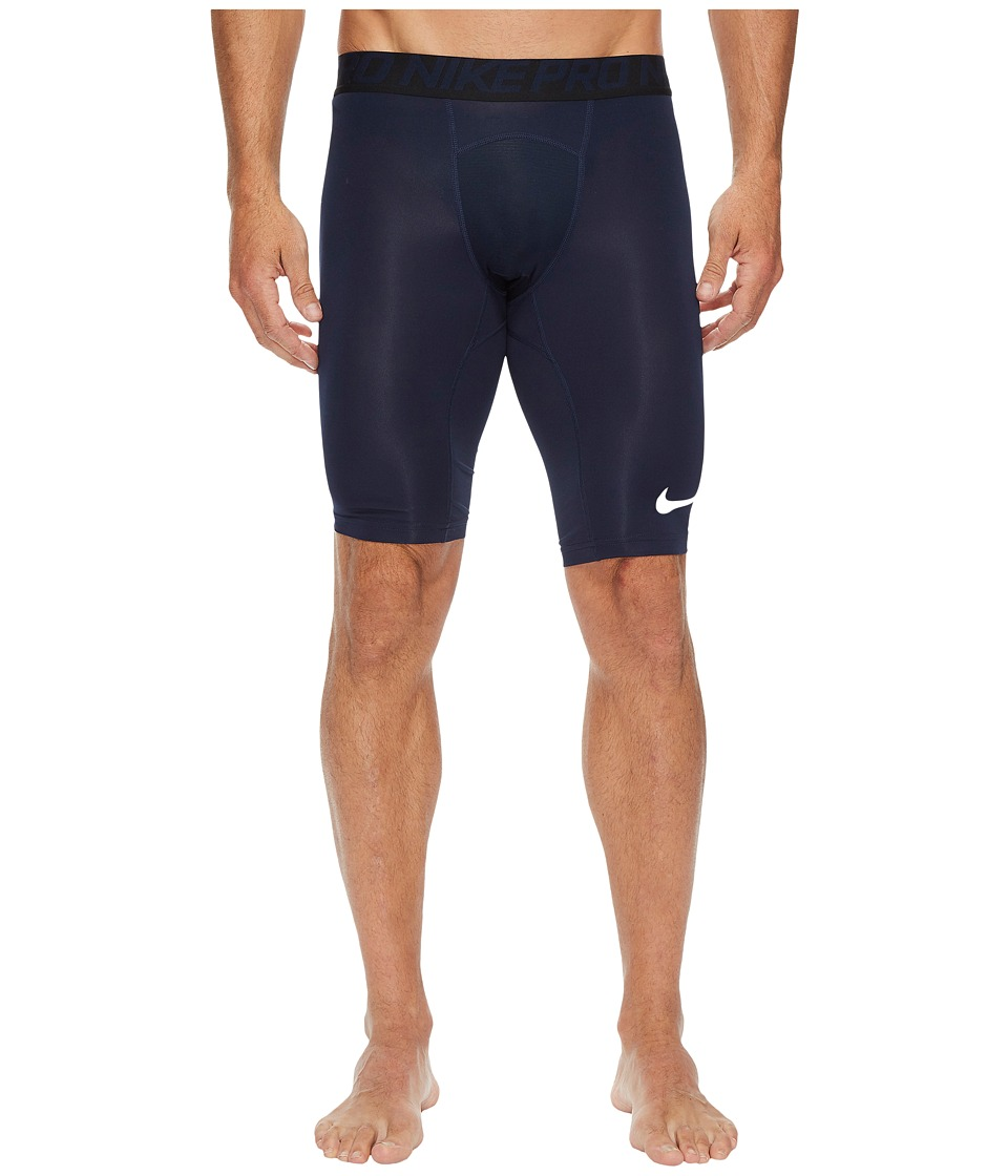 Nike Pro 9 Training Short (Obsidian/White/White) Men