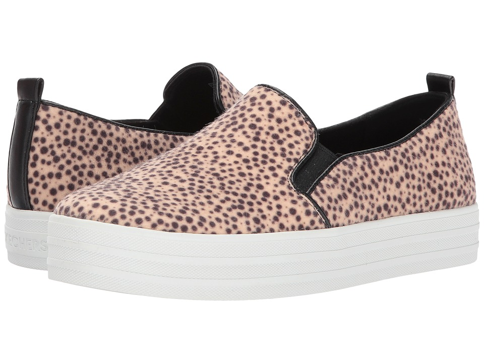 SKECHERS Double Up Jungle Jaunt (Leopard) Women