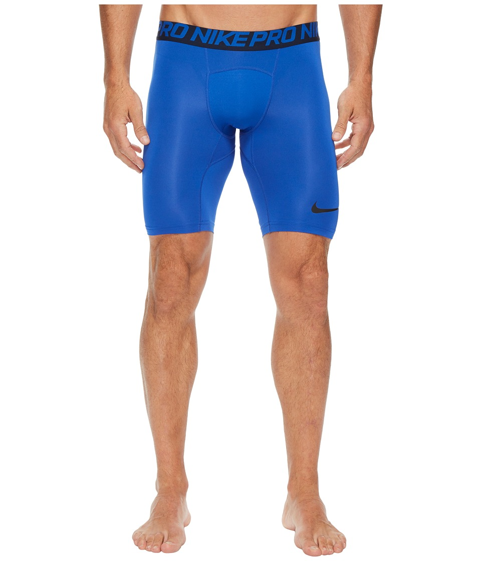 Nike Pro Short (Game Royal/Obsidian/Black) Men