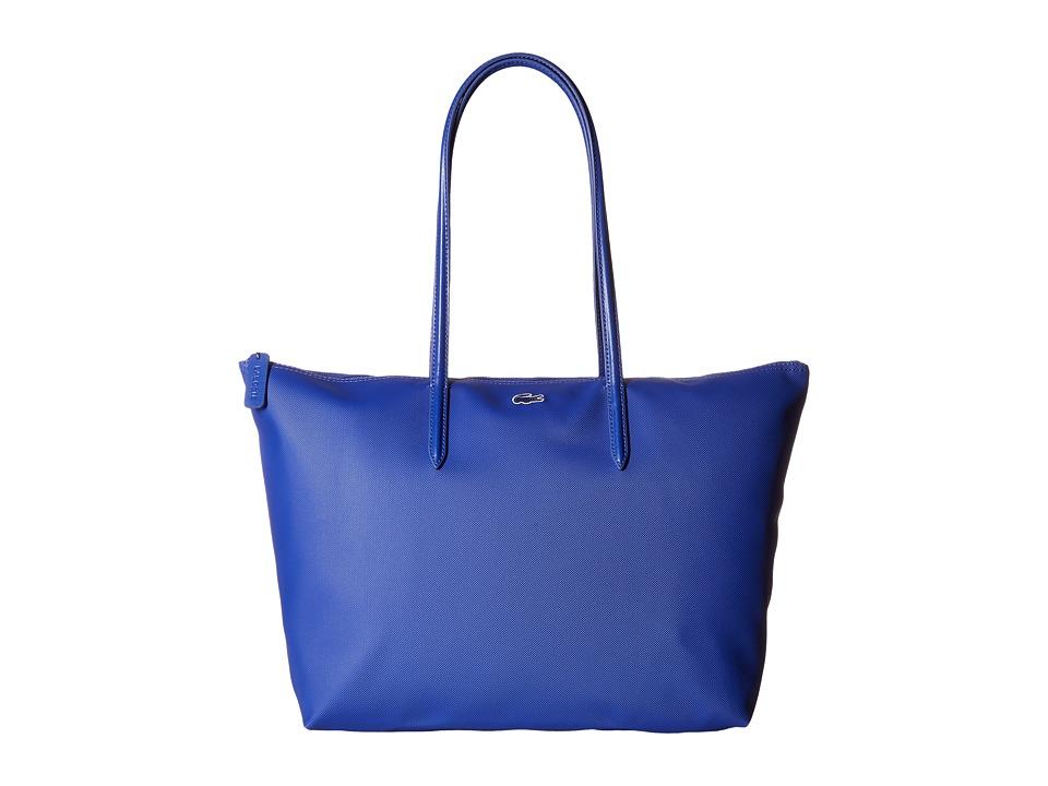 Lacoste L.12.12 Concept Large Shopping Bag (Surf the Web)...