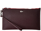 Lacoste Chantaco Christmas Clutch
