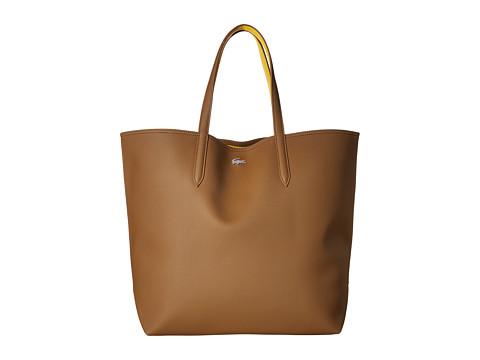Lacoste Anna Large Reversible Shopping Bag - Breen Sulphur