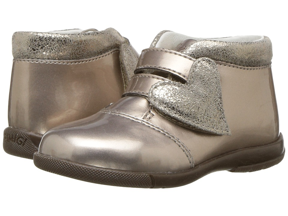 Primigi Kids PPB 8017 (Infant/Toddler) (Taupe) Girl's Shoes