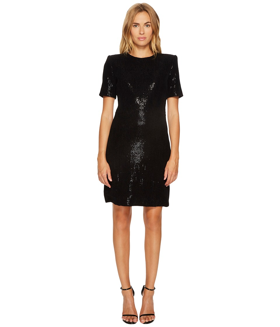 Sonia Rykiel - Paillettes Dress (Black) Womens Dress