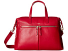 KNOMO London Mayfair Luxe Audley Slim Brief Tote