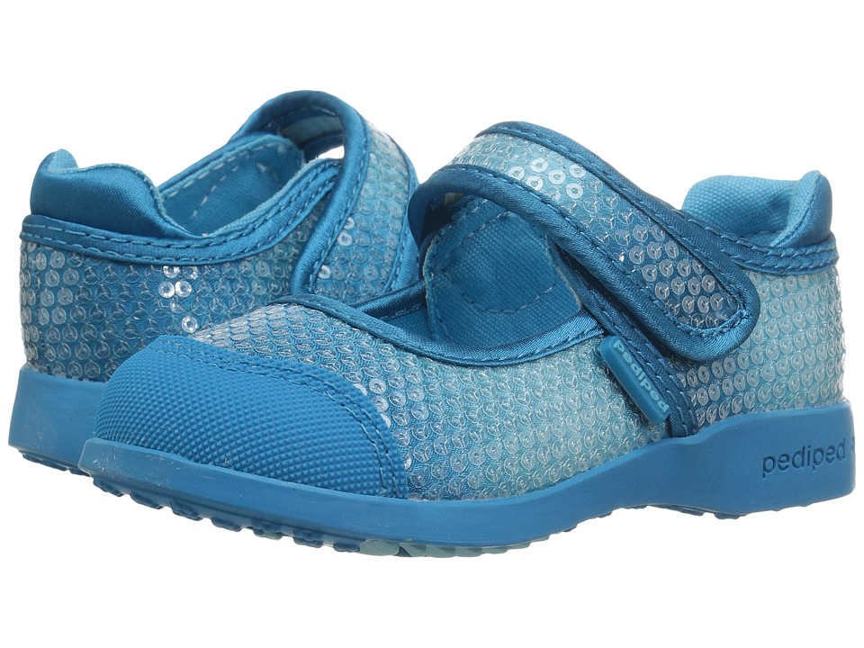 pediped Leah Flex (Toddler/Little Kid) (Frost) Girl's Shoes