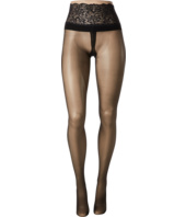 Commando - Sexy Sheers with Lace Waistband H10T14