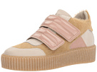 MM6 Maison Margiela Mixed Material Creeper Low Top