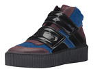 MM6 Maison Margiela Mixed Material Creeper High Top