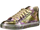 MM6 Maison Margiela Graphic Metallic Low Top