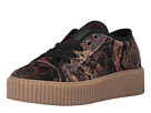 MM6 Maison Margiela Velvet Creeper Low Top