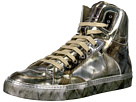 MM6 Maison Margiela Graphic Metallic High Top