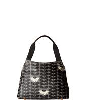Orla Kiely - Wild Daisy Print Classic Zip Shoulder Bag