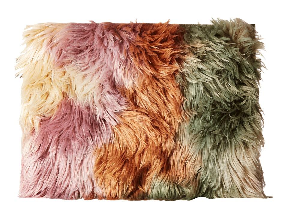 MM6 Maison Margiela - Faux Fur Pouch