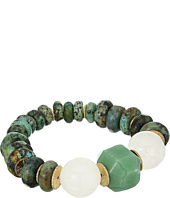 LAUREN Ralph Lauren - Graduated Beaded Stretch Bracelet