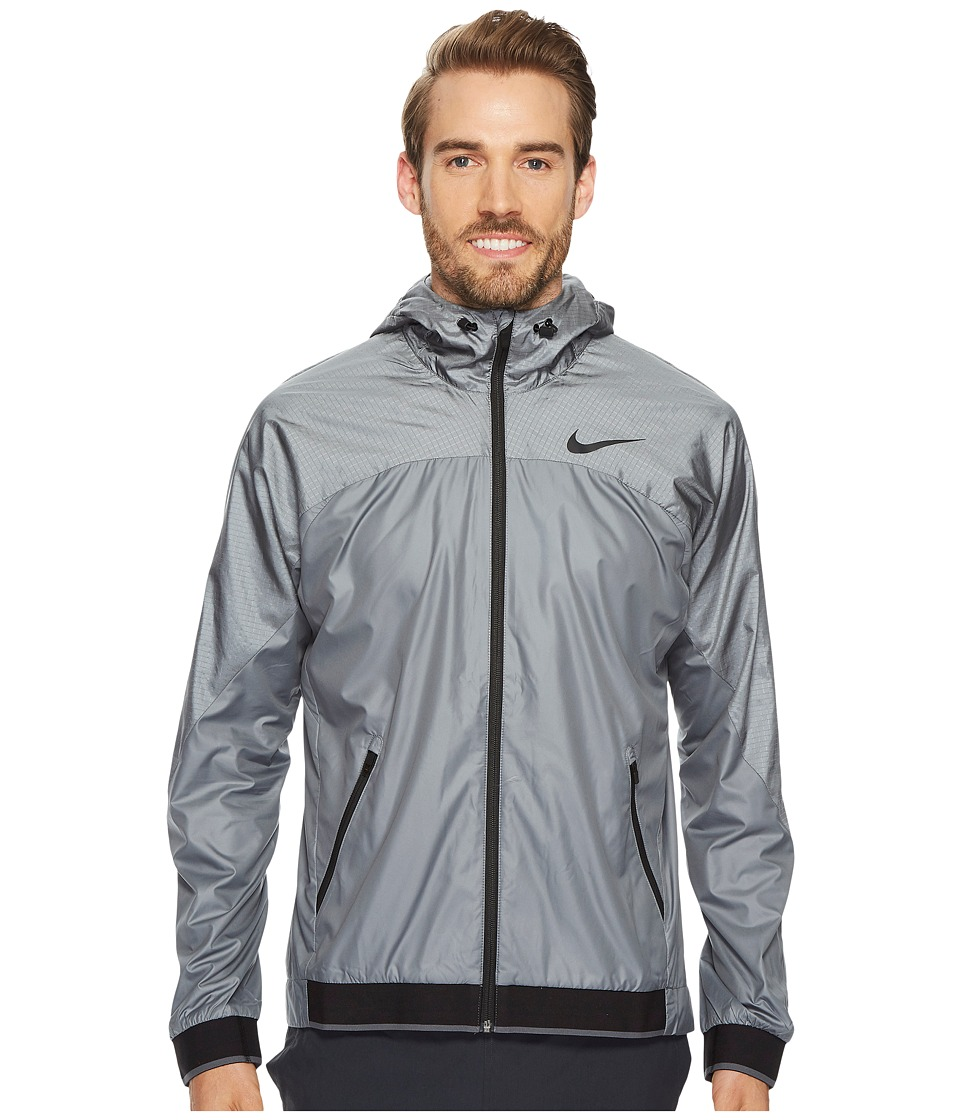 Nike Training Jacket (Cool Grey/Dark Grey/Black) Men