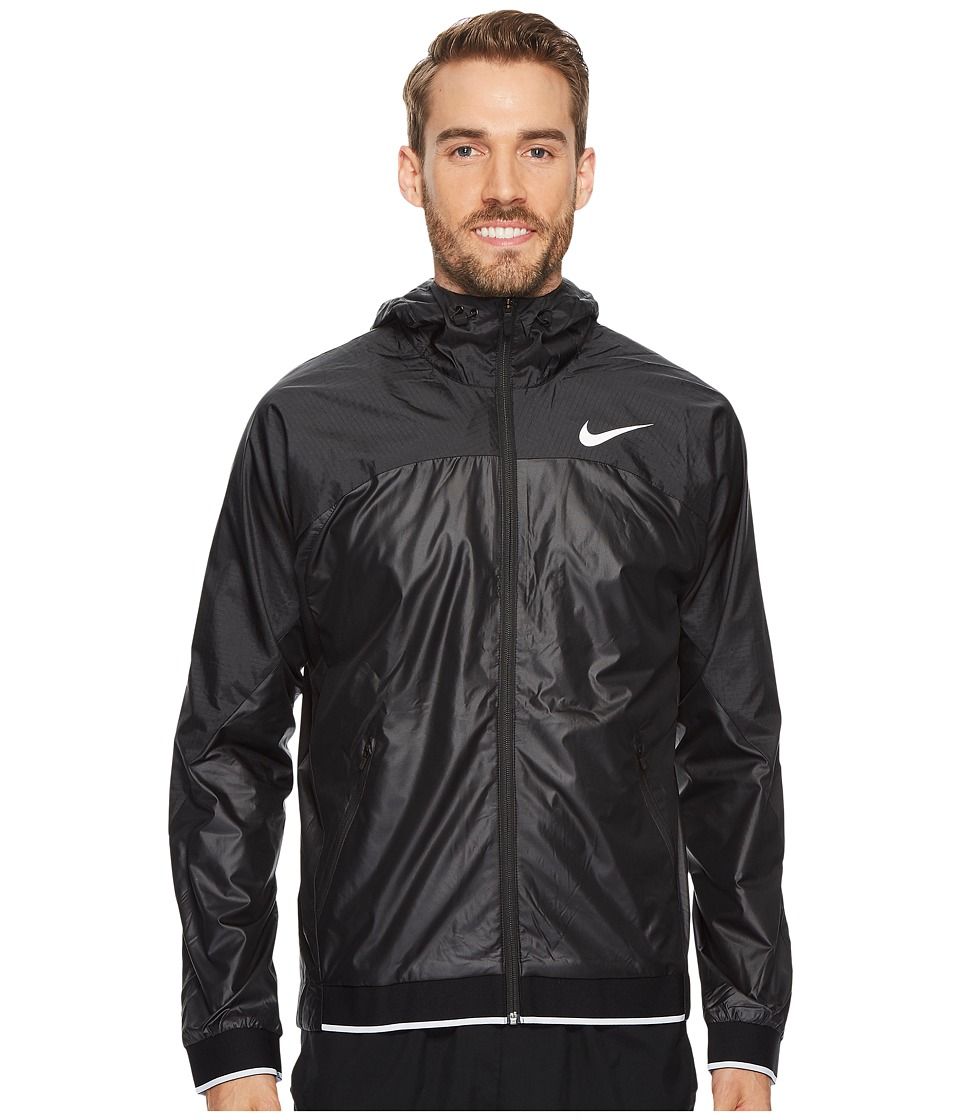 Nike Training Jacket (Black/Anthracite/White) Men