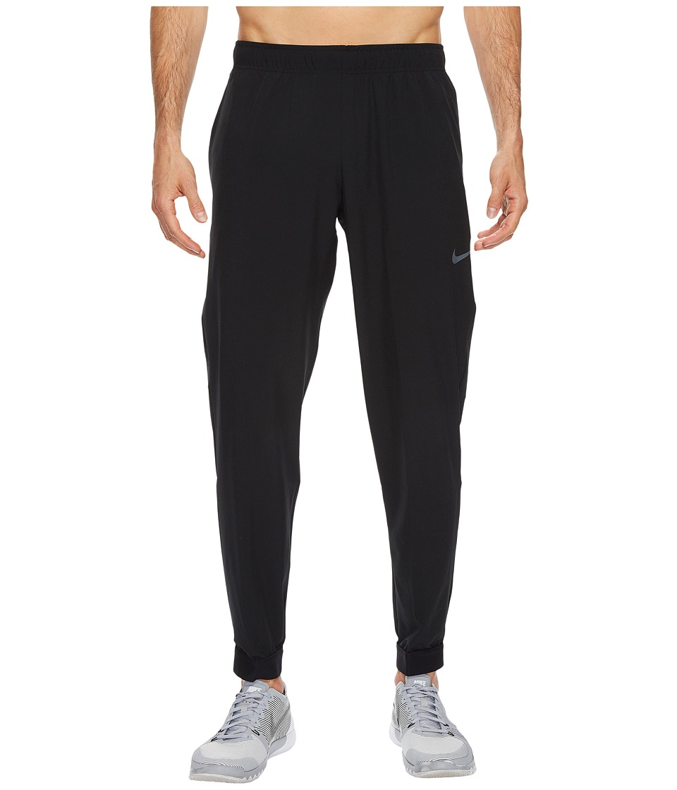 Nike Flex Training Pant (Black/Black/Dark Grey) Men