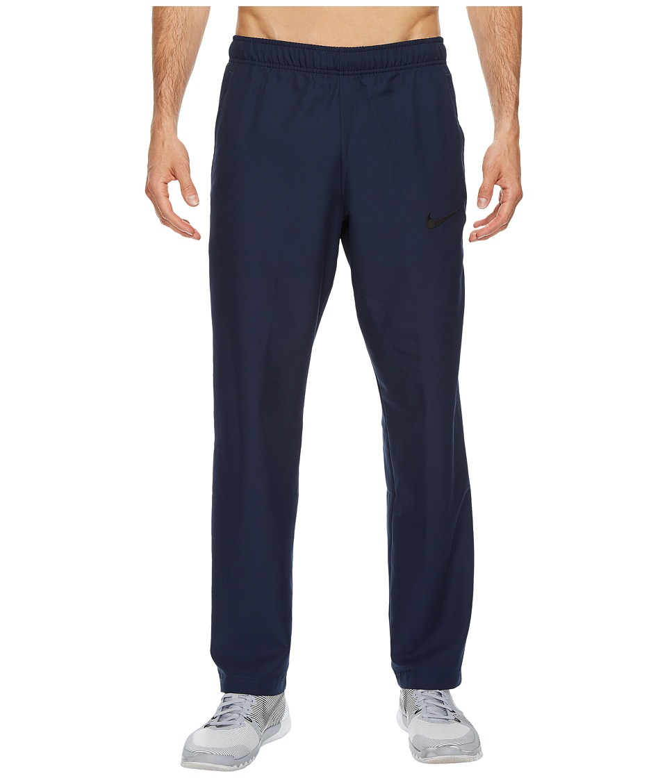 Nike Dry Team Training Pant (Obsidian/Black/Black) Men