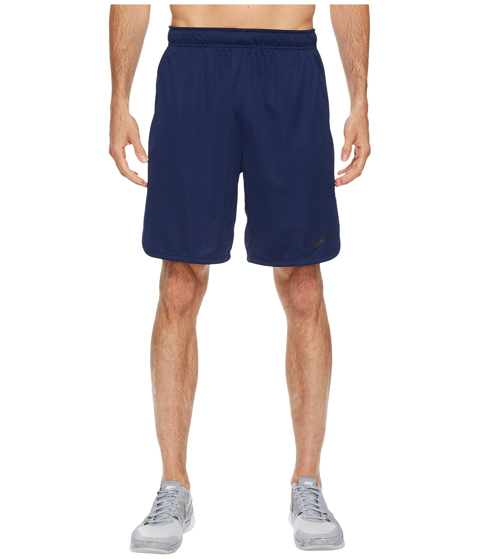Nike Dry 8 Training Short (Binary Blue/Black) Men
