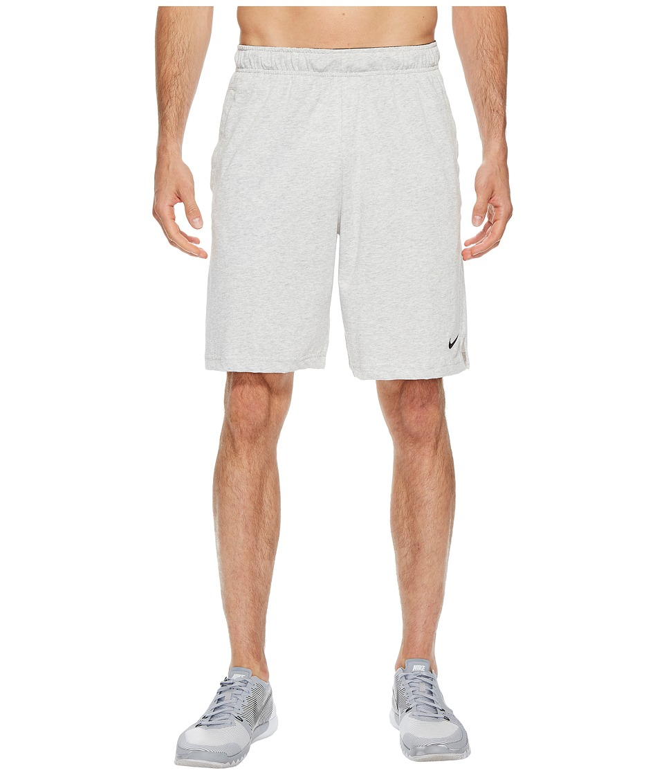 Nike Training Short (Wolf Grey/Heather/Black) Men