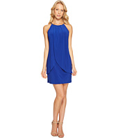 Jessica Simpson - Halter Front Drape Dress JS6V8445