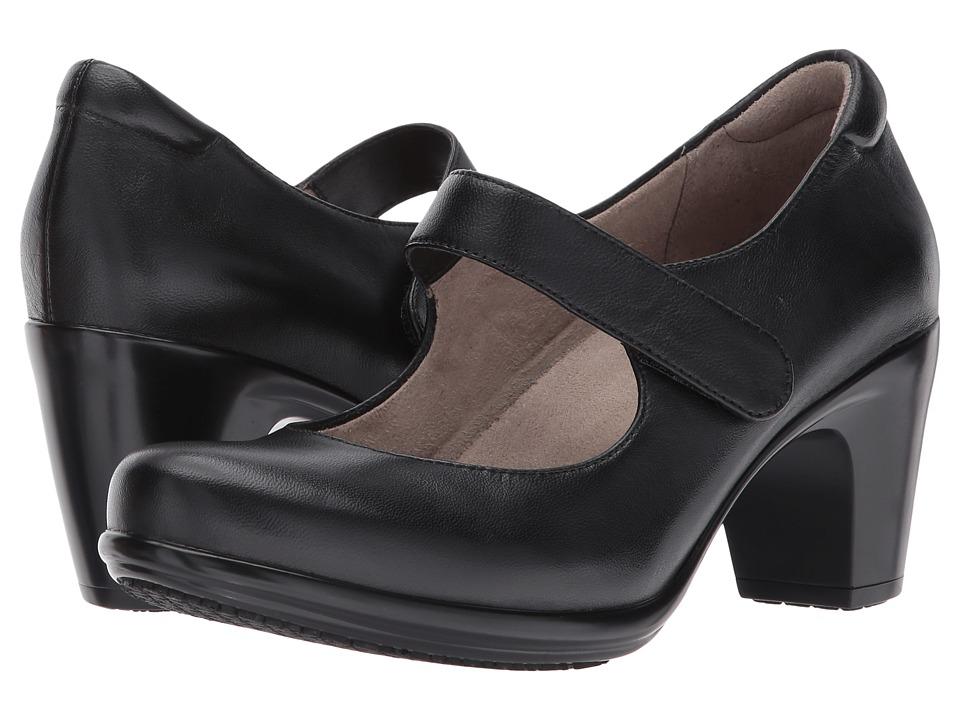 Naturalizer Voyage (Black Leather) Women