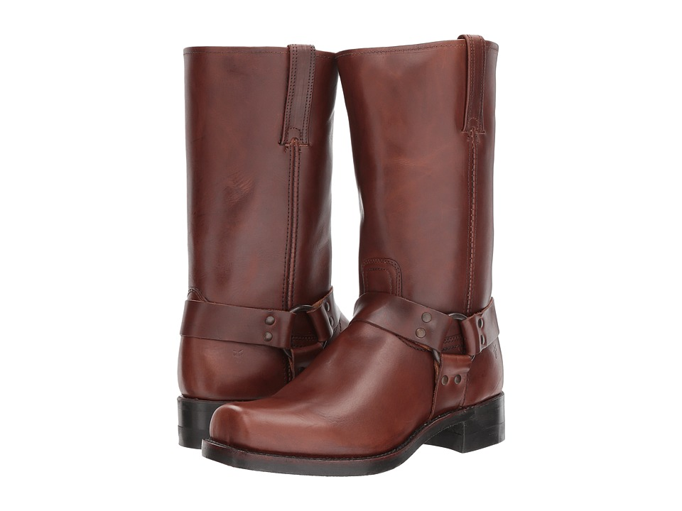 Frye - Harness 12R (Walnut Oiled Vintage) Cowboy Boots