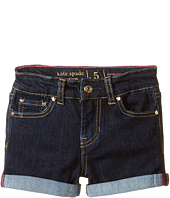 Kate Spade New York Kids - Denim Shorts (Toddler/Little Kids)