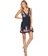Free People - Embroidered Aida Slip