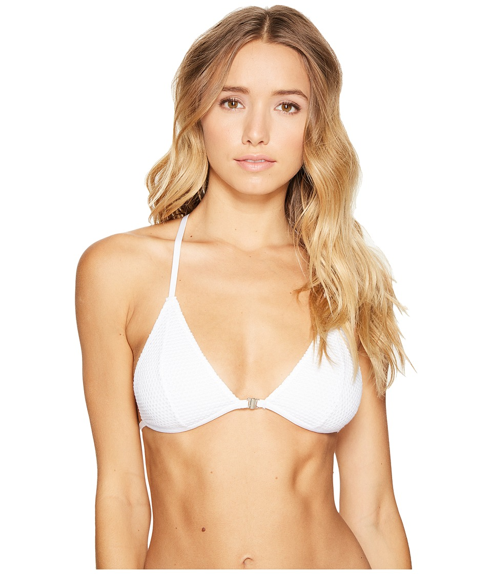 Free People Roll With It Bralette OB602589 (White) Women