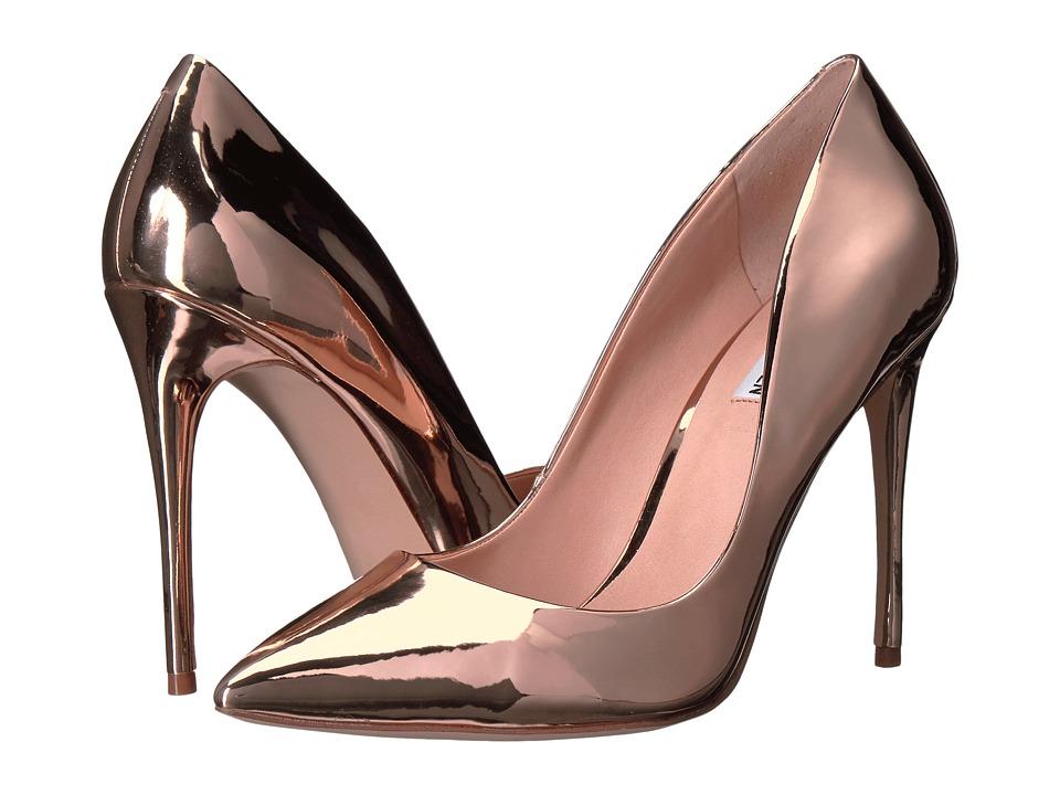 Steve Madden Daisie Pump (Rose Gold) Women's Shoes