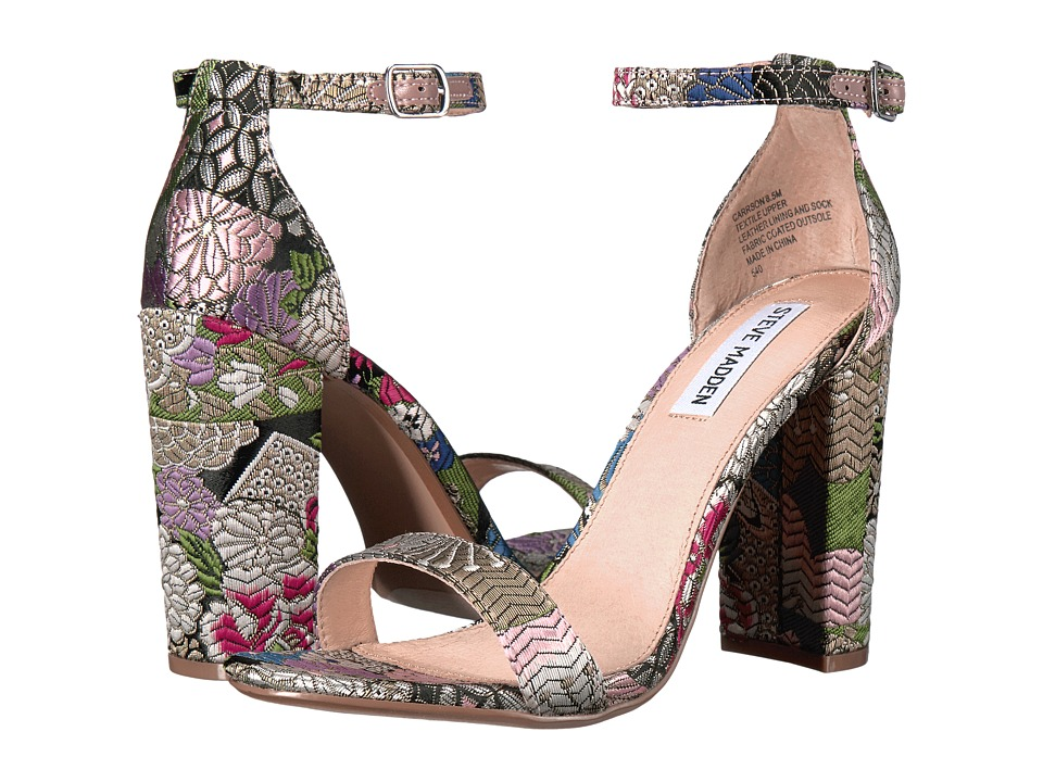 Steve Madden Carrson (Bright Multi) High Heels