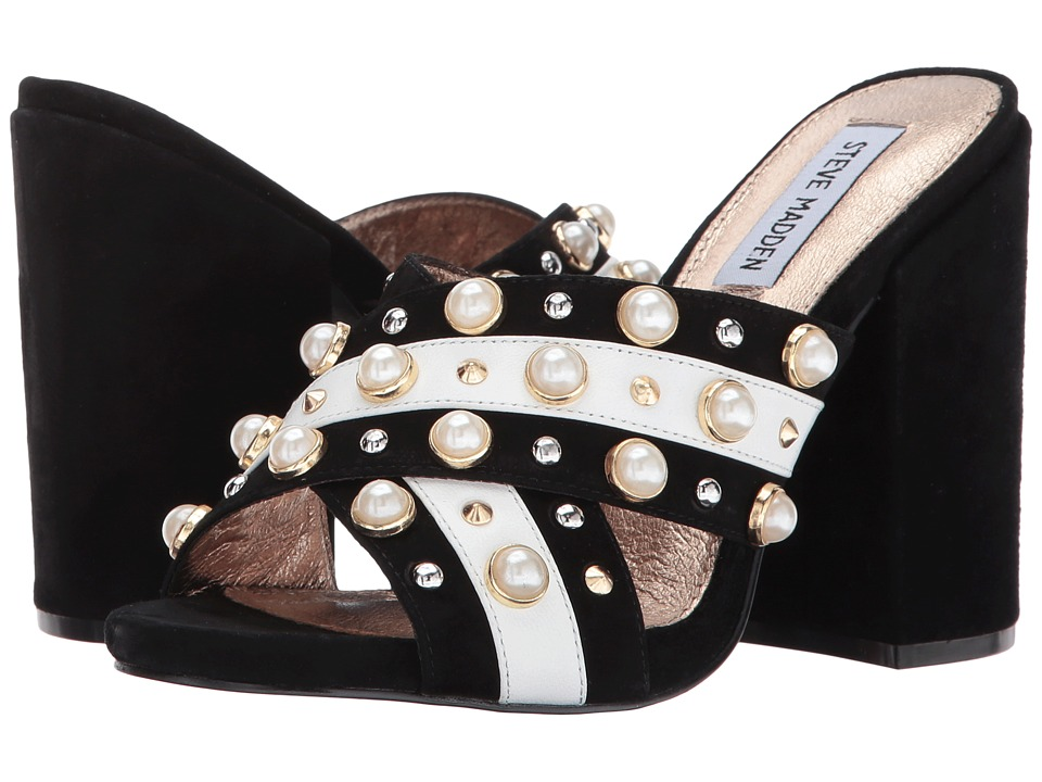 Steve Madden Cove (Black Multi) Women