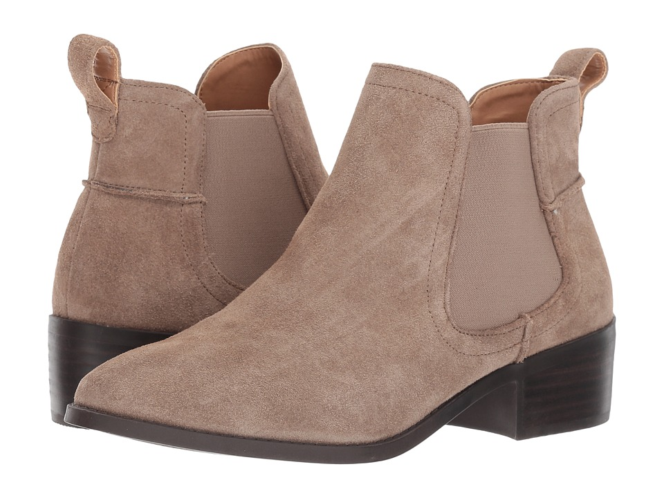 Steve Madden Dicey (Taupe Suede) Women