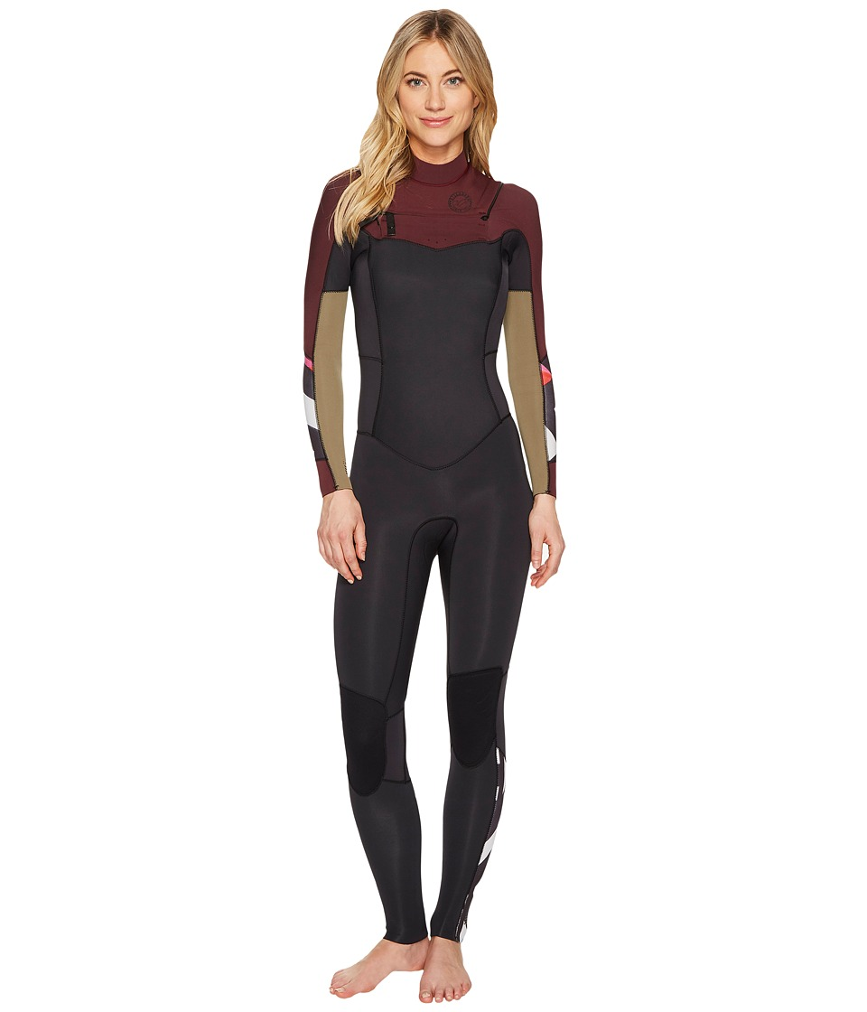 Billabong Salty Dayz Full Suit 32 (Mulberrry) Women's Wet...